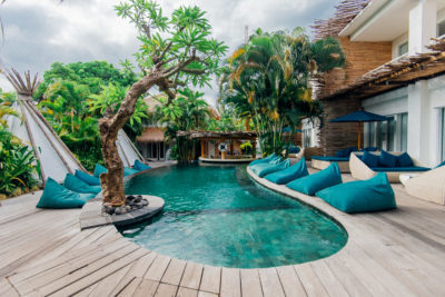 Kima bali surf hostel camp